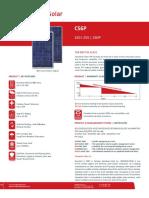 DATASHETT CANADIAN260W_Quartech_CS6P-P_.pdf