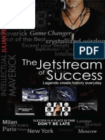 Julian Pencilliah - The Jetstream of Success (2014, Jetstream Publishing)