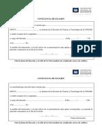 Constancia Examen Web