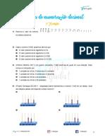 Exercícios - Sistema de numeração decimal