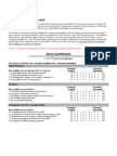 Sample Customer Survey