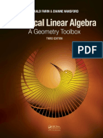 Practical Linear Algebra a Geometry Toolbox