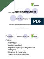 Aula de introdução a computação