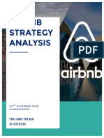 Airbnb Strategy Analysis