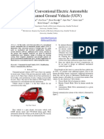 IEEE_Conversion of a Conventional Electric Automobile