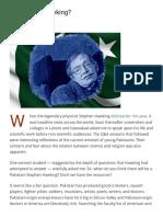 A Pakistani Hawking_ _ Eqbal Ahmad Centre for Public Education