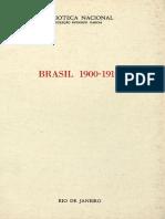 Brasil 1900-1910