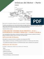 Señales Electrónicas Del Motor-parte 2