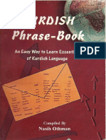 Kurdish Phrasebook