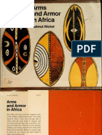 Arms and Armor in Africa, Helmut Nickel