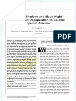 `Heavy Shadows and Black Night'- Disease and Depopulation in Colonial Spanish America.pdf
