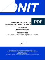 Conteúdo 08 - Manutenção e Conservação Rodoviária