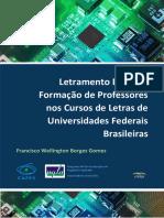 Letramento Digital Formação Professores Cursos Letras v.digital