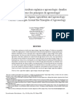 Alfio Branderburg Agroecologia