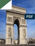 Arc Du Triomphe Paris