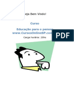 Educação pensar e pensamento.pdf