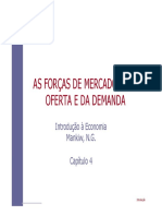 (Mankiw as Forças de Mercado Slides Cap04)