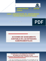 A II Saneamiento