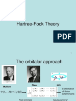 Hartree Fock Theory