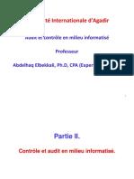 Audit Et Contrôle Infor-A18