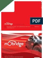 mObridge User Manual