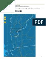 Pronóstico Extendido _ Servicio Meteorologico Nacional.