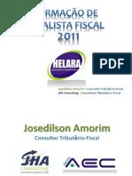 Formação de Analista Fiscal - Modulo I - Direito Tributário