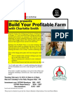 Build Your Profitable Farm