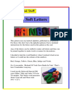 Soft Letters