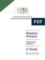 6 Primaria Robótica