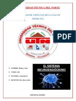 Trabajo Autónomo Sistema Neuroendocrino