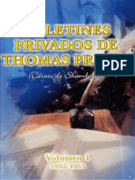EL MORYA (PRINTZ, Thomas) - Cartas de Shamballa 1 Opt.