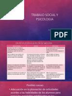 Presentación Cte Entre Escuelas TS PSIC