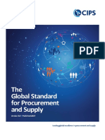 CIPS Global Standard Segment 3.1 Understanding Systems for Procurement and Supply