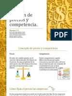 Precios y Competencia