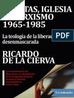 Jesuitas Iglesia y marxismo - Ricardo de la Cierva