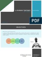 AbdelRhman Tantawy Visual Resume