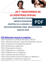 Parafilias y Trastornos de La Inclinacion Sexual
