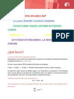 Aquino Vazquez_Rodrigo_M18 S2 AI3 La Derivada y Su Función