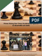 Armando Nerio Guédez Rodríguez - Primer Rising Star Chess Academy de Ajedrez se desarrolló con éxito