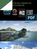 Evolución Del Turismo en El Ecuador