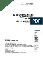 El comportamiento humano en el trabajo.pdf