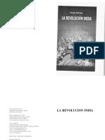 La Revolucion India Fausto Reinaga