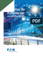 TABLEROS DE ILUMINACION EATON