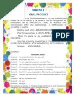 Indicaciones oral product