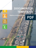 Documentos Temáticos - ODS 6, ODS 7, ODS 11, ODS 12 e ODS 15