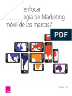 Caso estrategia de marketing movil de marca
