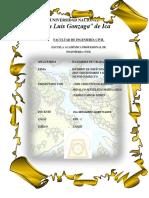 Informe de Tasación Comercial de Una Servidumbre y Usufructo Metodo Directo