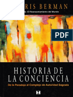 Historia de la Conciencia - Morris Berman.pdf