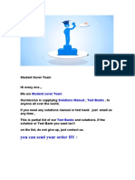 Auditing Test Bank and Solutions Manual